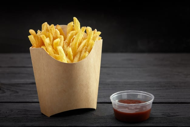 Costly French fries in Pakistan