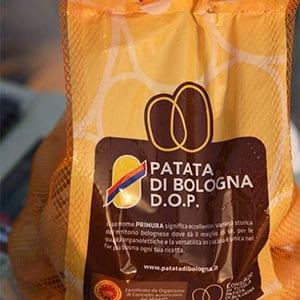 The Potato of Bologna PDO at Tramonto DiVino