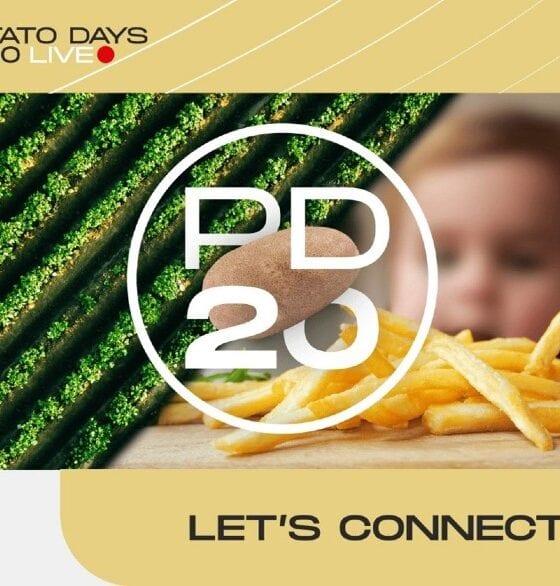 Upcoming event: HZPC Potato Days 2020 Live