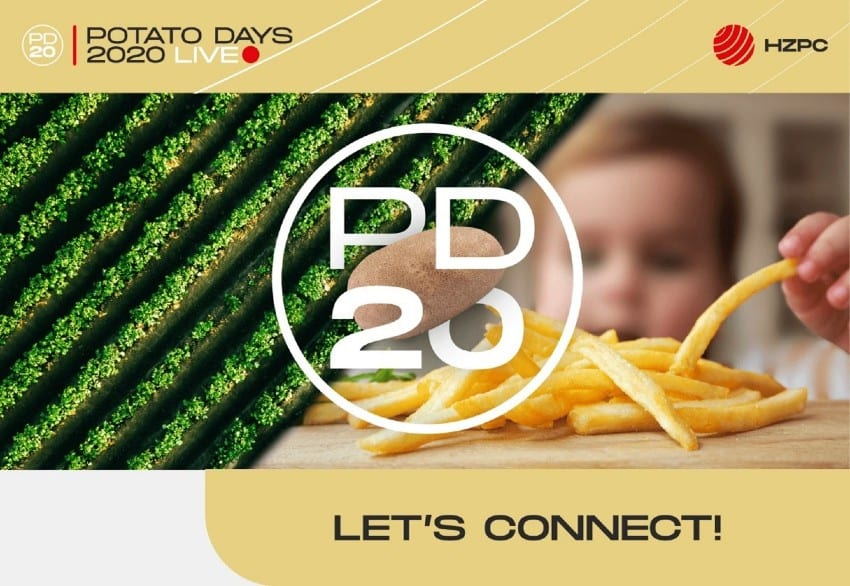 Upcoming event: HZPC Potato Days 2020 Live