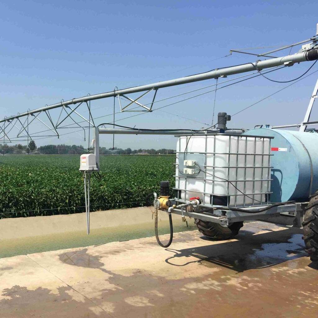 High Quality Linear Irrigation System Lateral Move