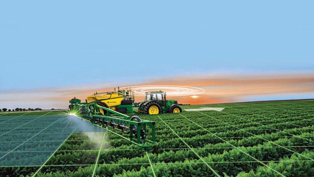 тенденция ввода фермы