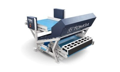 TOMRA 3A potato sorting solution by TOMRA Food
