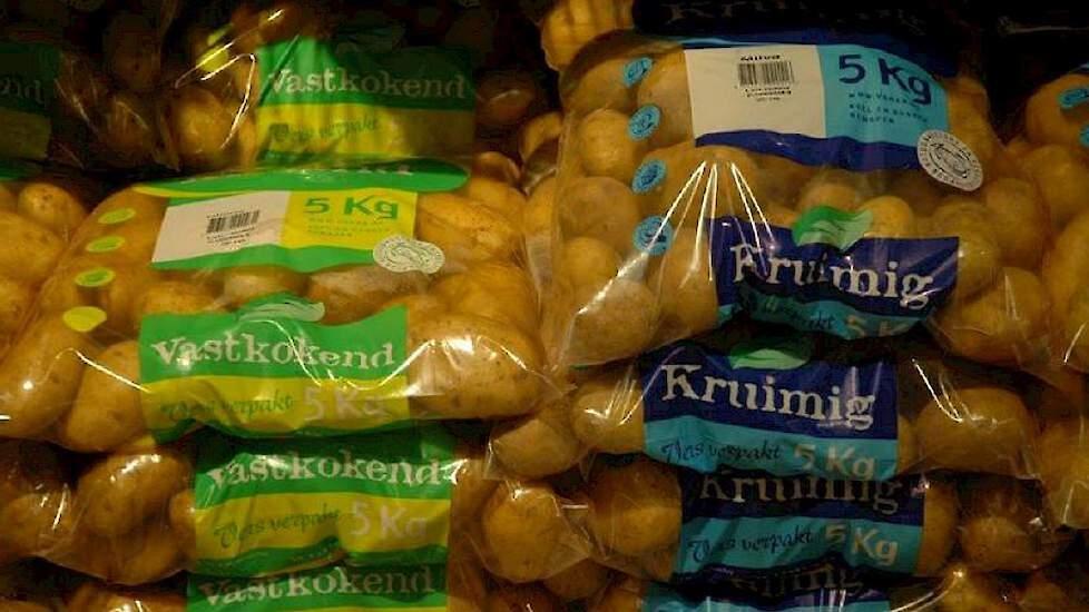 confezione di patate PlanetProof